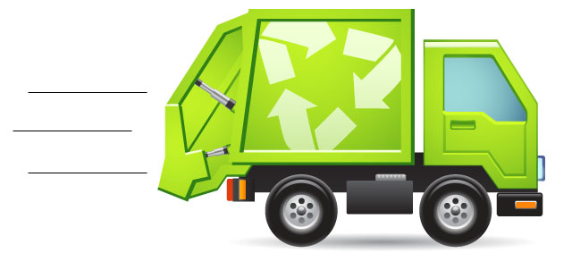 rubbish removal company london